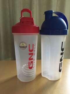 GNC blender bottle