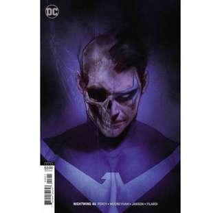 NIGHTWING #46 (2018) Ben Oliver Variant