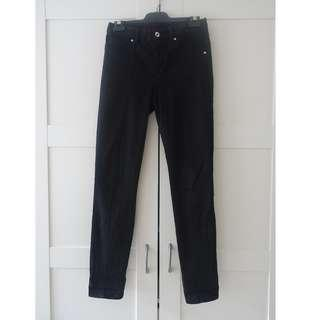 Armani Exchange black jeans slim fit