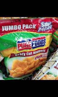 PF Crazy Cut Nuggets Jumbo Pack 1k