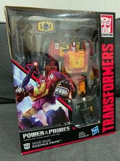 Transformers Power of the Primes Rodimus Prime (Leader Class)