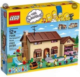 Lego 71006 The Simpson's House