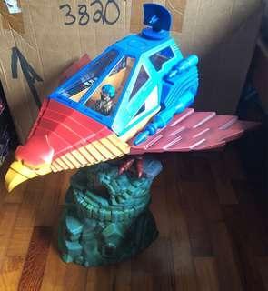 MOTU Talon Fighter & Point Dread