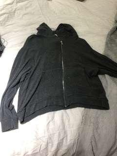 Brandy Melville Zip up