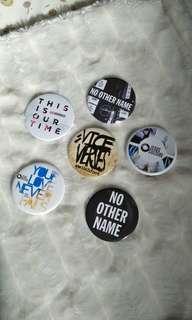 Biblical pins