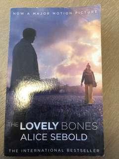 The lovely bones - by Alice sebold