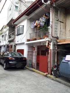 House and lot with 9 units boarding space.480k annual income Sampaloc manila
