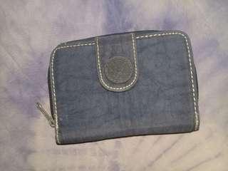 Kipling wallet navy blue
