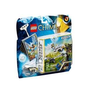 (84% off)  Lego Legends of Chima Target Practice 70101
