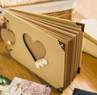 BNIP Wedding guestbook