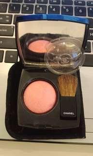 Powder blush on chanel
