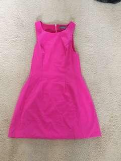 Indikah size 8 pink dress