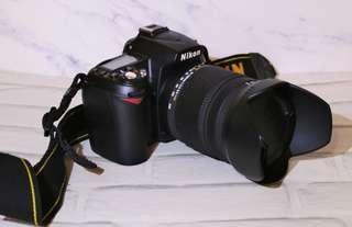 🚚 9成新專業單眼 Nikon D90 含sigma18-250鏡頭 超低快門數49××