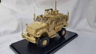 1:35 Singapore Armed Forces Mine-Resistant Ambush Protected vehicle Maxxpro M1235/A1