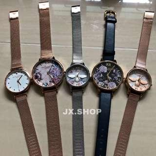 🚚 Olivia Burton Watches Preorder (Most collections)