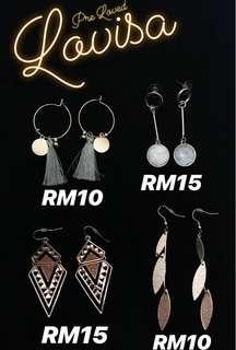 Lovisa Earrings #DEC50
