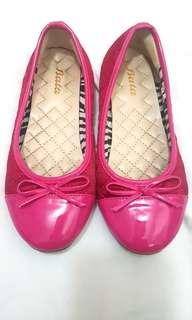 Hot Pink Flats for Girls