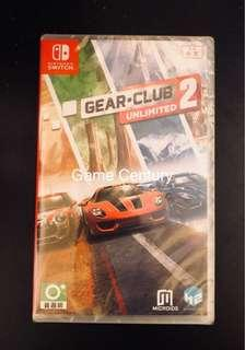 全新 Switch Gear Club Unlimited 2 中英文版