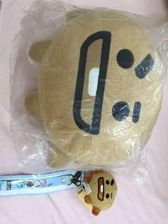 [Instock] BT21 Plush Pillow/Hanging Plush