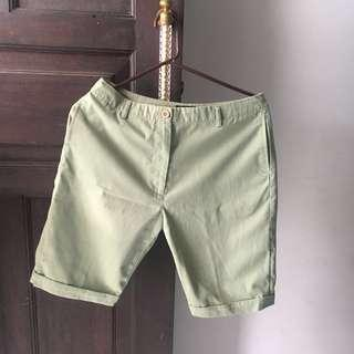short pants by executives
