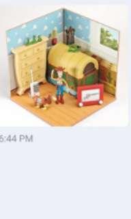 迪士尼Toy story 對講机