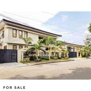 With Income: Modern Ayala Alabang House and Lot For Sale with Pool