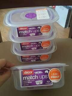 Decor Match Ups container