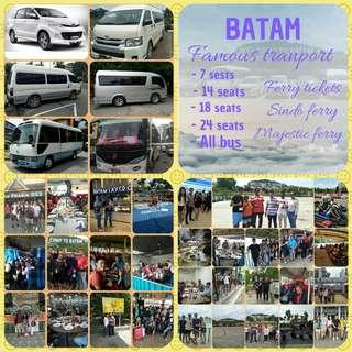 Batam best transport
