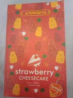 Strawberry Cheesecake - Ayuwidya