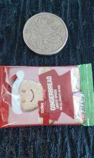 Coles Little Shop Gingerbread person