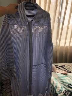 Zara Lace Long Sleeve Dress