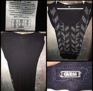 Authentic Guess Long Top