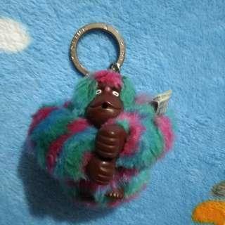 🚚 Kipling 彩色猴子吊飾