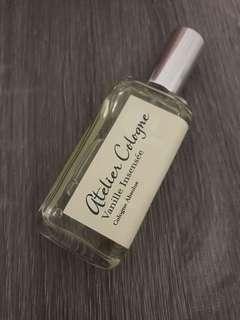 Atelier cologne vanille intense