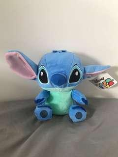 Stitch and Angel Soft Toys
