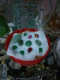 Very nice jade and gemstone cheap sales