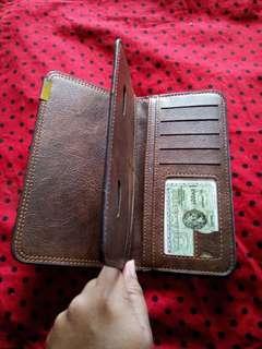 Unisex leather wallet brandnew