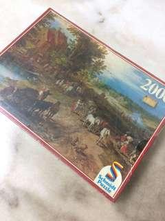 Jigsaw Puzzle Schmidt Puzzle 2000 966x688mm