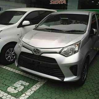 New Daihatsu Sigra 1.2 x mt