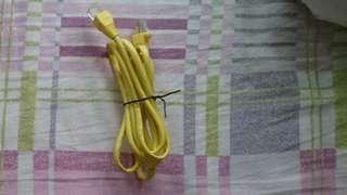 Lan cable線約1.4m長