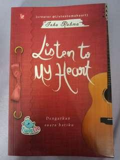 Listen To My Heart - Inka Rahma