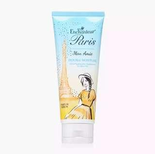 Authentic Enchanteur Paris Lotion Double Moisture