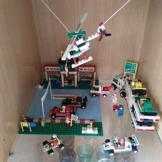 LEGO OCTAN SERIES (Large container box provided!)