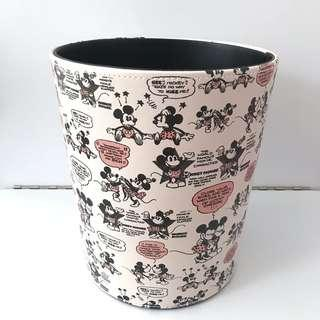 包順豐 日本景品 Mickey Mouse Minnie 米奇老鼠 美妮 垃圾桶 雜物桶