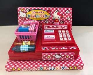 Hello Kitty 玩具 收銀機