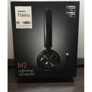 Philips Headphones Fidelio M2L