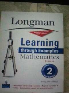 Mathematics assessment for Sec 2