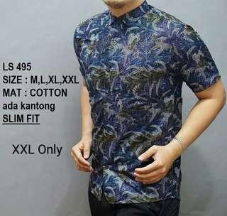 🆕 Batik Slim fit