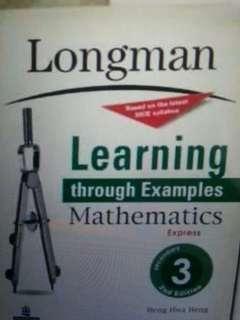 Mathematics assessment for Sec 3