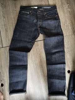 Gap Unwash Jeans